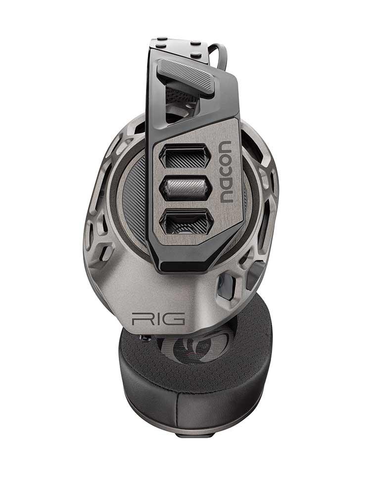 RIG 500PRO HS – Édtion limitée NACON - Visuel