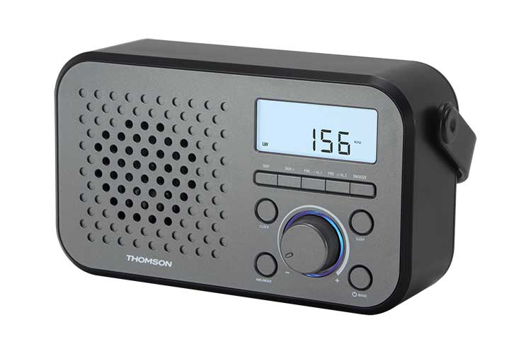 Radio portable RT300 THOMSON - Visuel#1