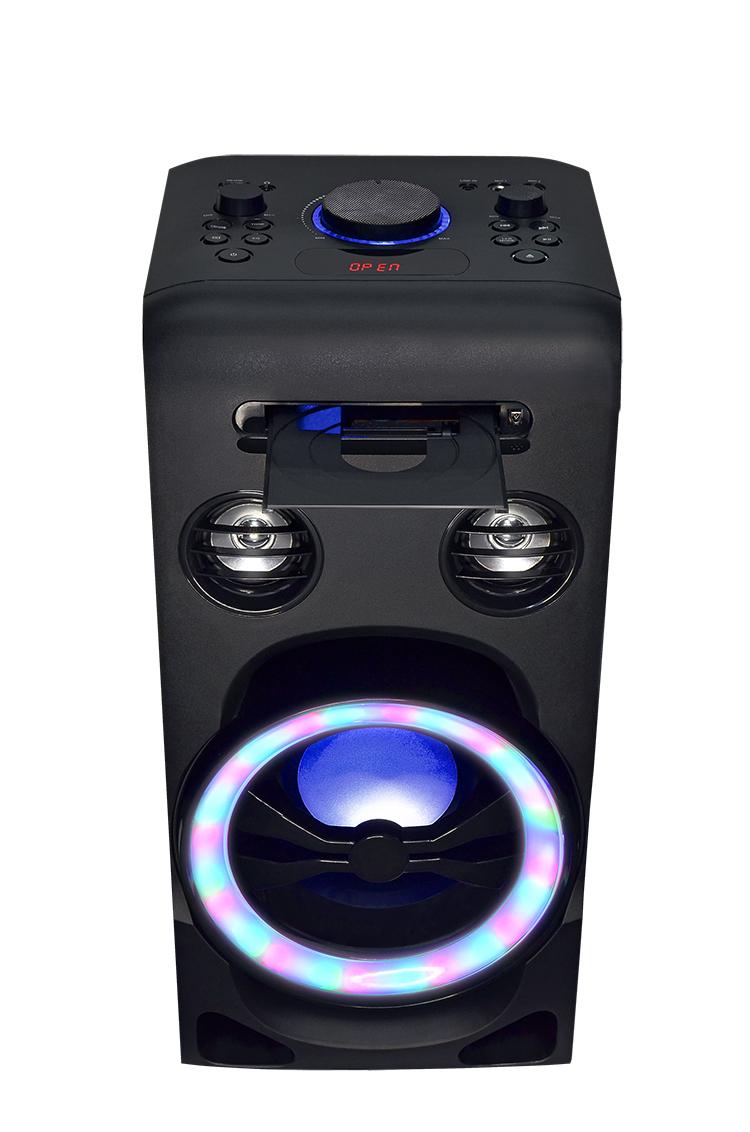 Système bluetooth tout en un + lecteur CD XD3CD I DANCE - Visuel#2tutu#4tutu#5