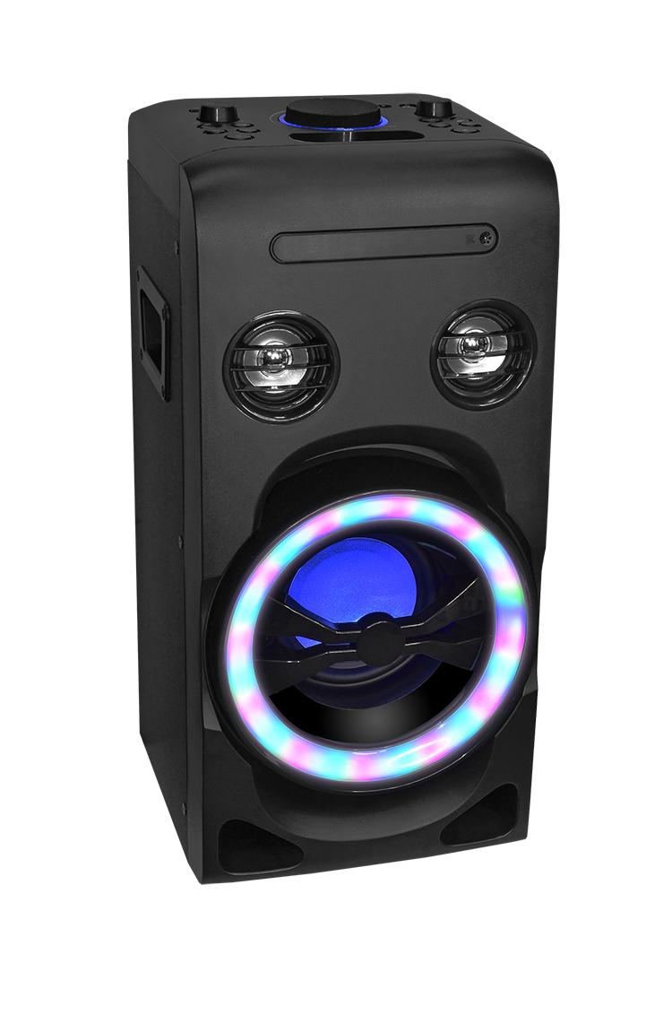 Système bluetooth tout en un + lecteur CD XD3CD I DANCE - Visuel