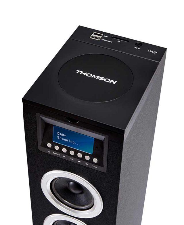 Tour multimédia/lecteur CD DS120DABCD THOMSON – Visuel#1
