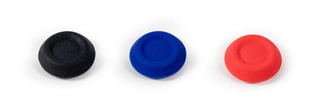 ensemble de 3 paires de grips pour manette dualshock®4 - Packshot