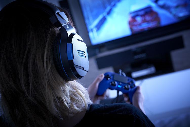 Casque de jeu stéréo pour PS4™, PC, MAC et appareils mobiles - Visuel#2tutu#4tutu#5