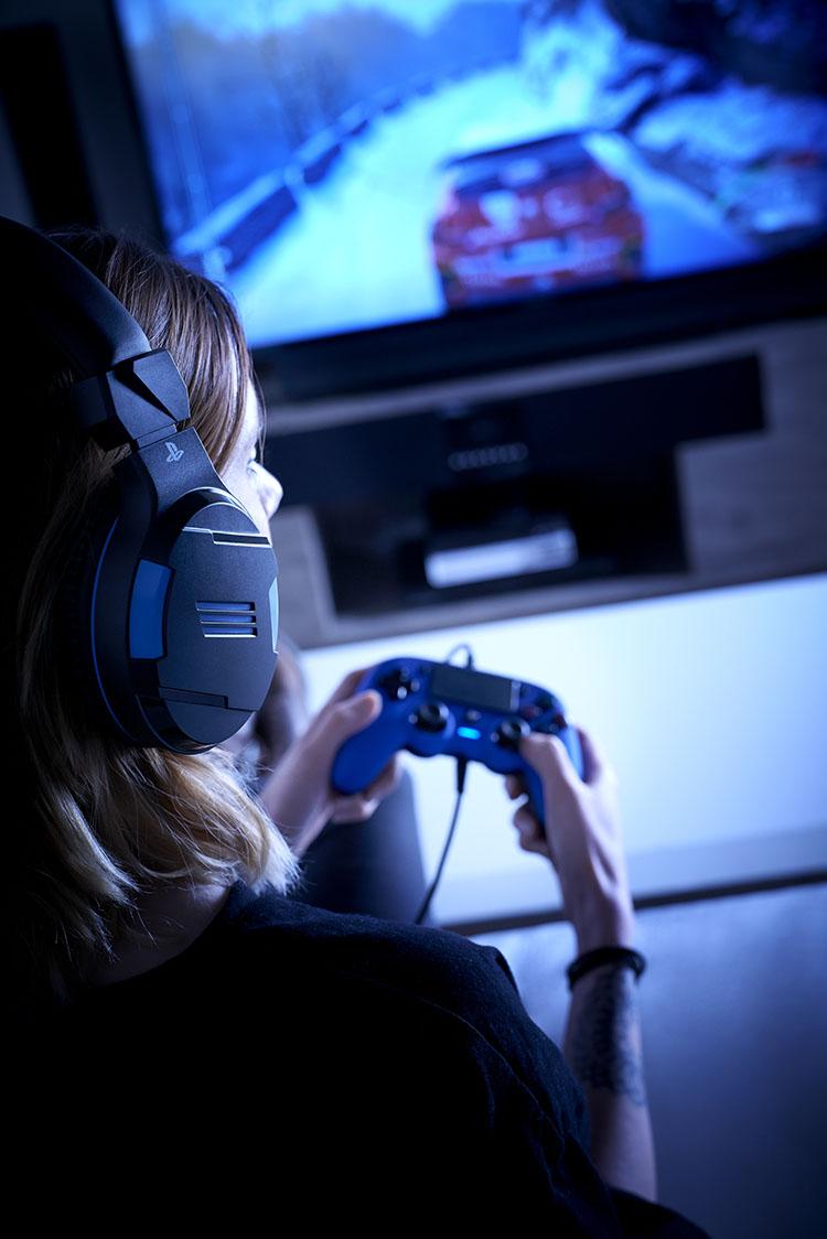 Casque de jeu stéréo pour PS4™, PC, MAC et appareils mobiles - Visuel#2tutu#4tutu#6tutu