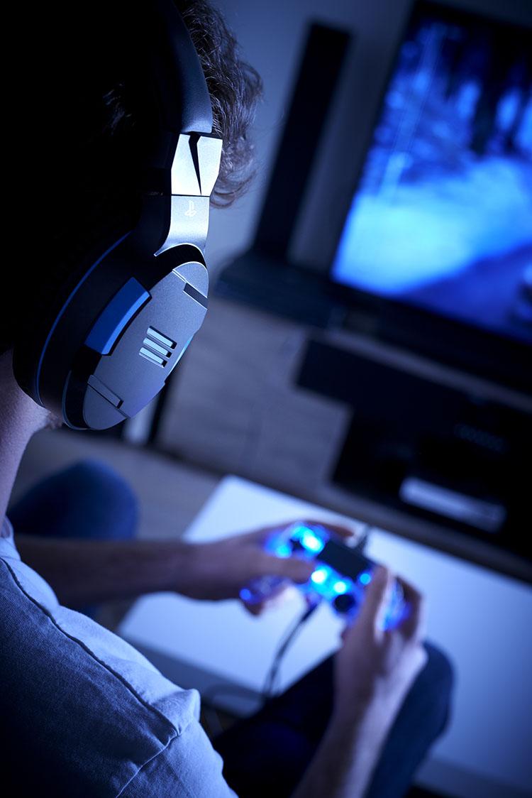 Casque de jeu stéréo pour PS4™, PC, MAC et appareils mobiles - Visuel#2tutu#4tutu#6tutu#7