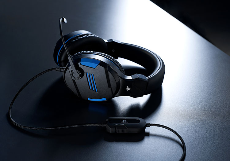 Casque de jeu stéréo pour PS4™, PC, MAC et appareils mobiles - Visuel#2tutu#4tutu#6tutu#8tutu#9