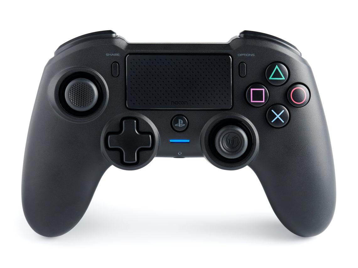 uk cheap sale biggest discount good out x Manette PS4 sans fil asymétrique PS4OFPADWLBLACK | Bigben ...