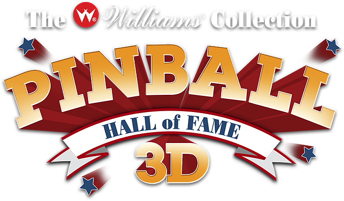 Pinball Hall of Fame: The Williams Collection 3D - Logo
