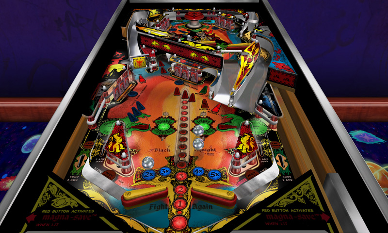 Pinball Hall of Fame: The Williams Collection 3D - Screenshot