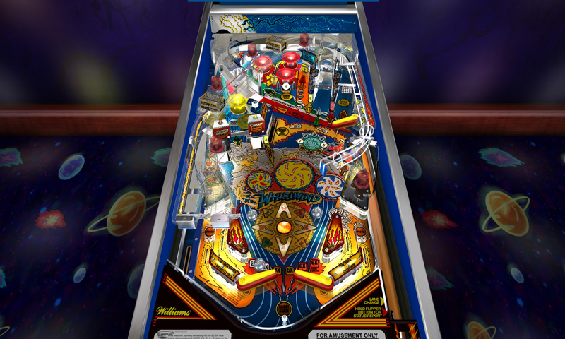 Pinball Hall of Fame: The Williams Collection 3D - Screenshot #2