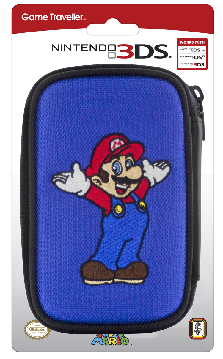 Official Mario Nintendo carrying bag for Nintendo DS™Lite/DSi™/ 3DS™ - Image   #2