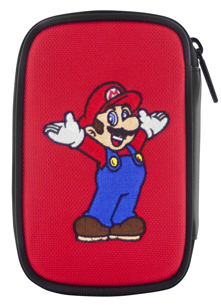 Official Mario Nintendo carrying bag for Nintendo DS™Lite/DSi™/ 3DS™ - Image   #4