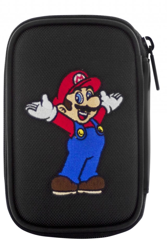 Official Mario Nintendo carrying bag for Nintendo DS™Lite/DSi™/ 3DS™ - Packshot