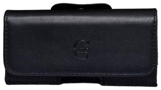 Universal black Club case (Large) - Packshot