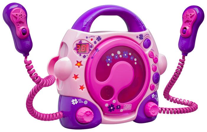 """Karaoke CD Player """"Lilly Rose"""" - Image   #1"""