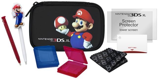 Game Traveller | Official licensed Nintendo® Mario Bros® bundle for 3DS™ XL - Packshot