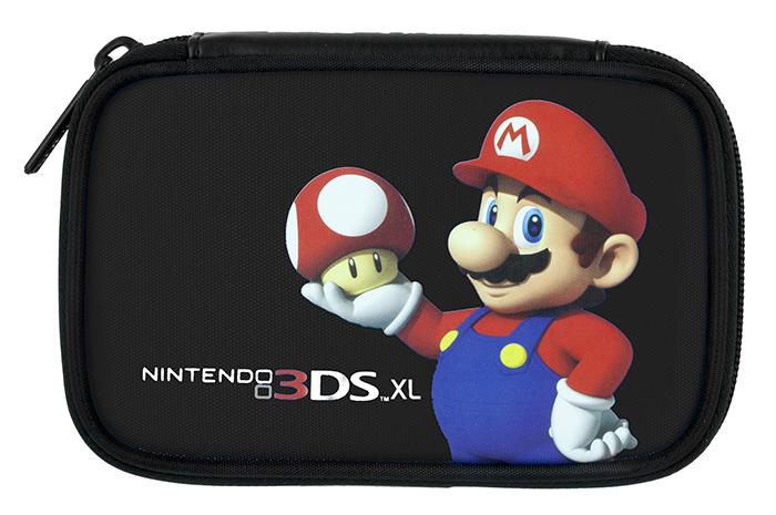 Game Traveller | Official licensed Nintendo® Mario Bros® bundle for 3DS™ XL - Image   #2
