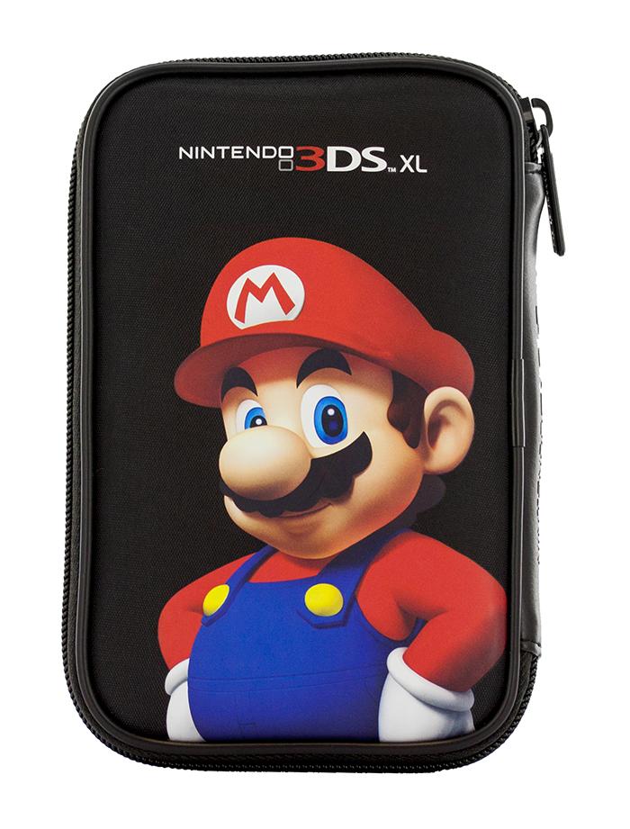 Game Traveller | Official licensed Nintendo® Mario Bros® bundle for 3DS™ XL - Image   #3