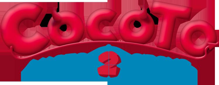 Cocoto Magic Circus 2 (+ 2 Guns) - Logo