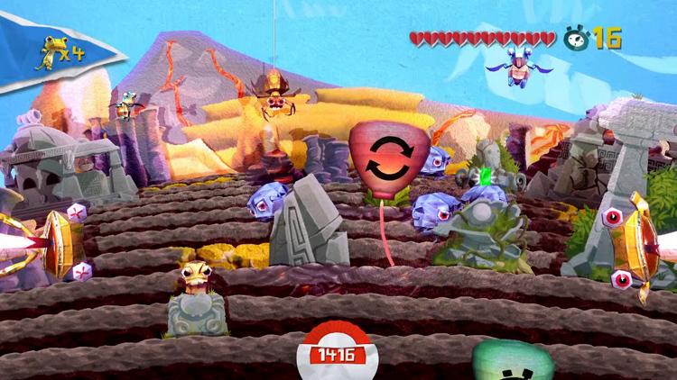 Cocoto Magic Circus 2 (+ 2 Guns) - Screenshot