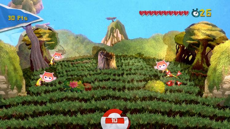 Cocoto Magic Circus 2 (+ 2 Guns) - Screenshot #2