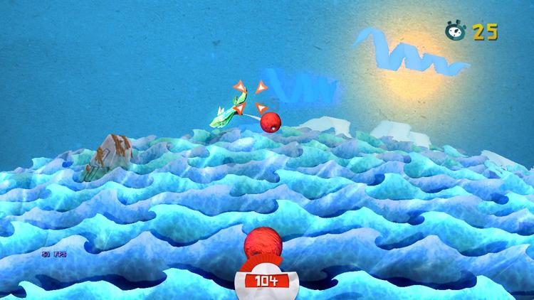 Cocoto Magic Circus 2 (+ 2 Guns) - Screenshot #3