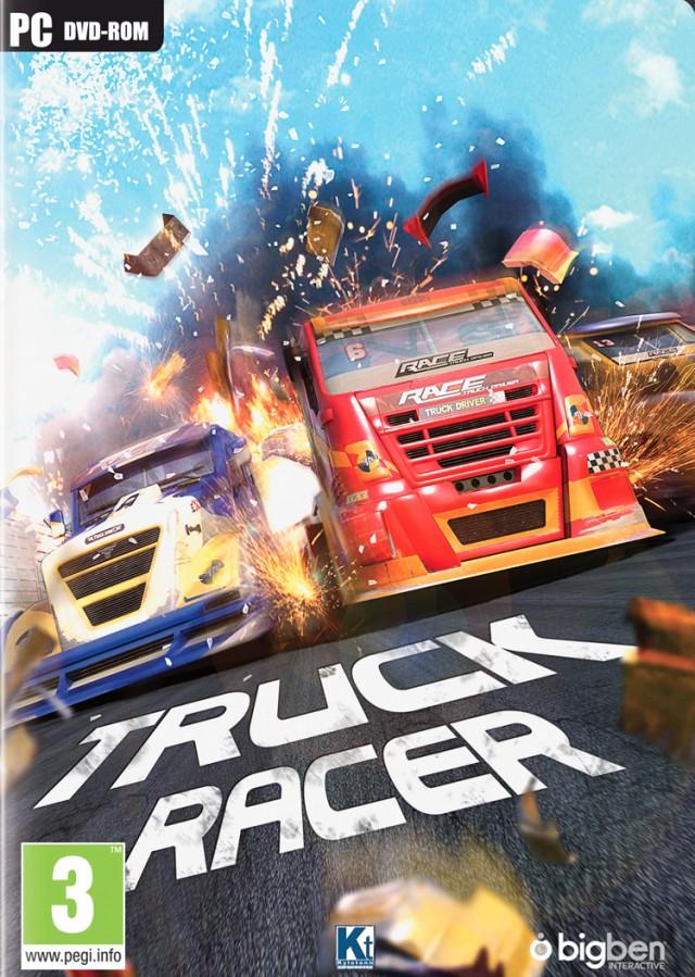 Truck Racer - Packshot