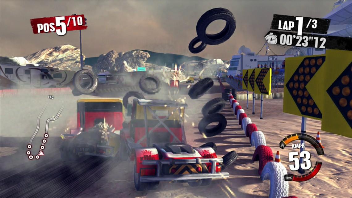Truck Racer - Screenshot