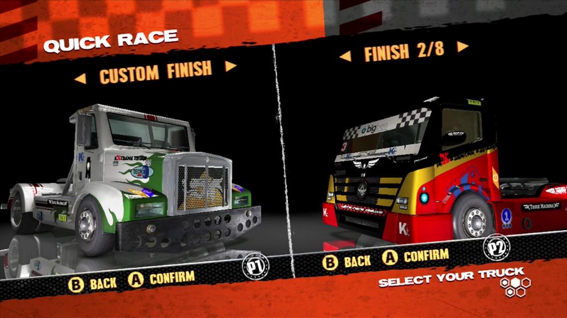 Truck Racer - Screenshot #1