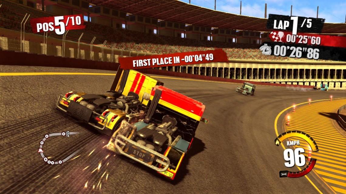 Truck Racer - Screenshot #2