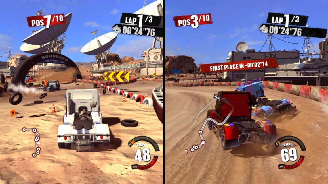 Truck Racer - Screenshot #3