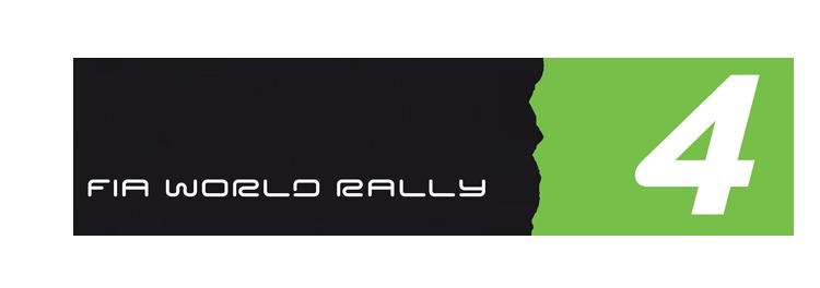 WRC 4 - FIA World Rally Championship - Logo