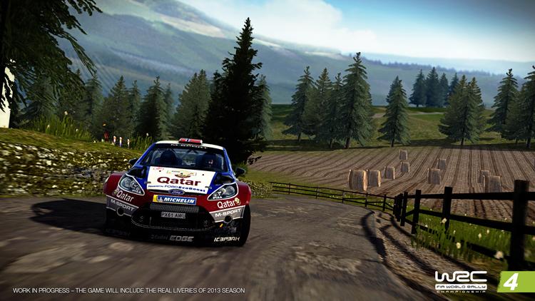 WRC 4 - FIA World Rally Championship - Screenshot