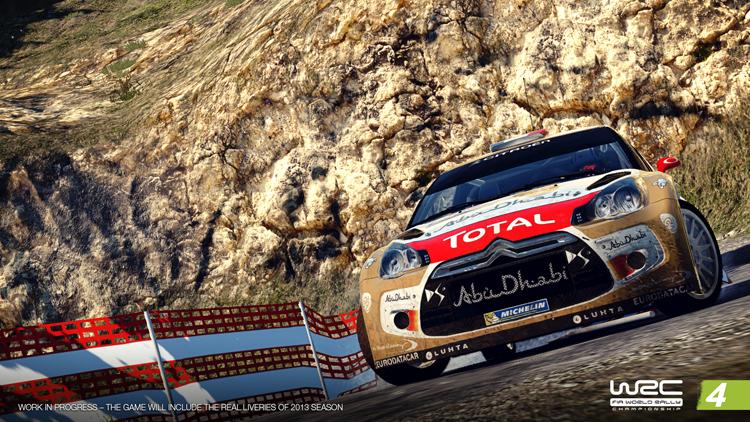 WRC 4 - FIA World Rally Championship - Screenshot #1