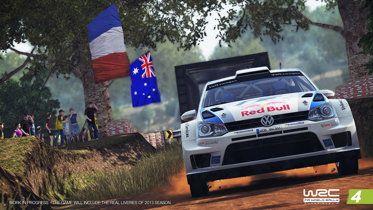 WRC 4 - FIA World Rally Championship - Screenshot #2