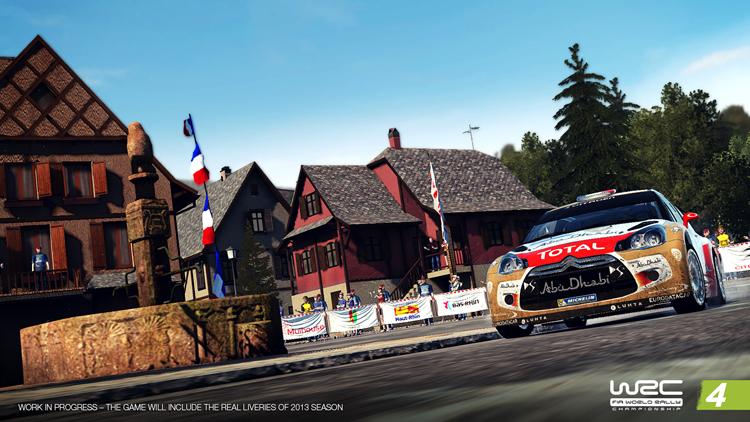 WRC 4 - FIA World Rally Championship - Screenshot #3