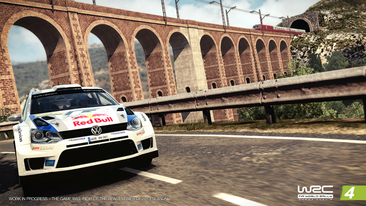 WRC 4 - FIA World Rally Championship - Screenshot #4