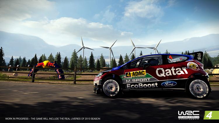 WRC 4 - FIA World Rally Championship - Screenshot #5