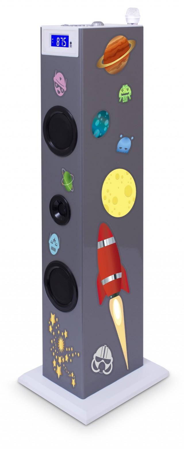 "Multimedia tower TW5 ""Gstick"" - Packshot"