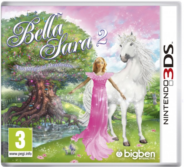 Bella Sara 2 - Packshot
