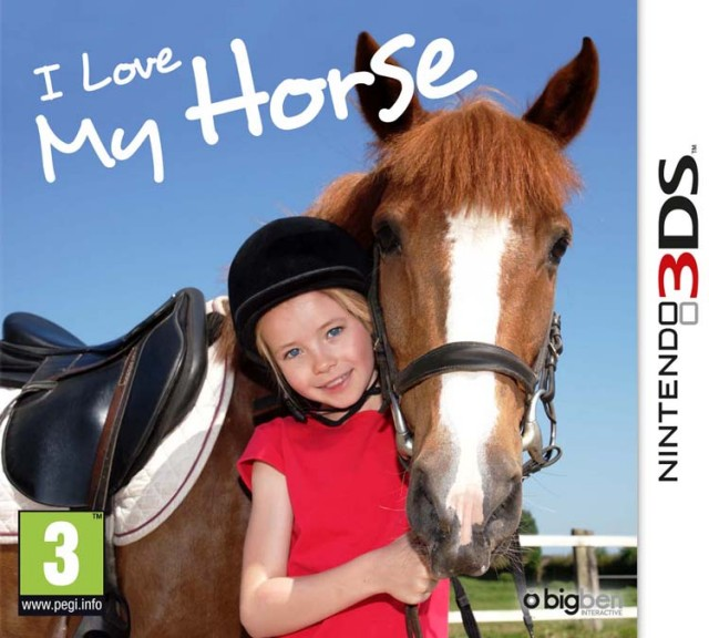 I Love My Horse - Packshot