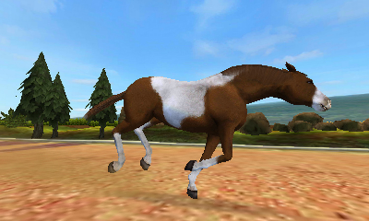 I Love My Horse - Screenshot