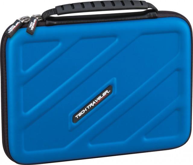 Carrying case for tablet (Blue) - Packshot