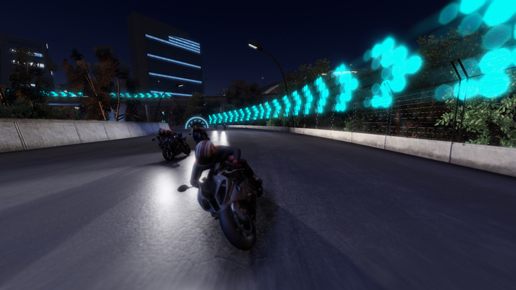 Motorcycle Club - Screenshot #2