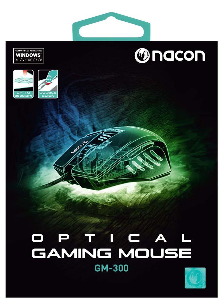 NACON Gaming Mouse with optical sensor - Image