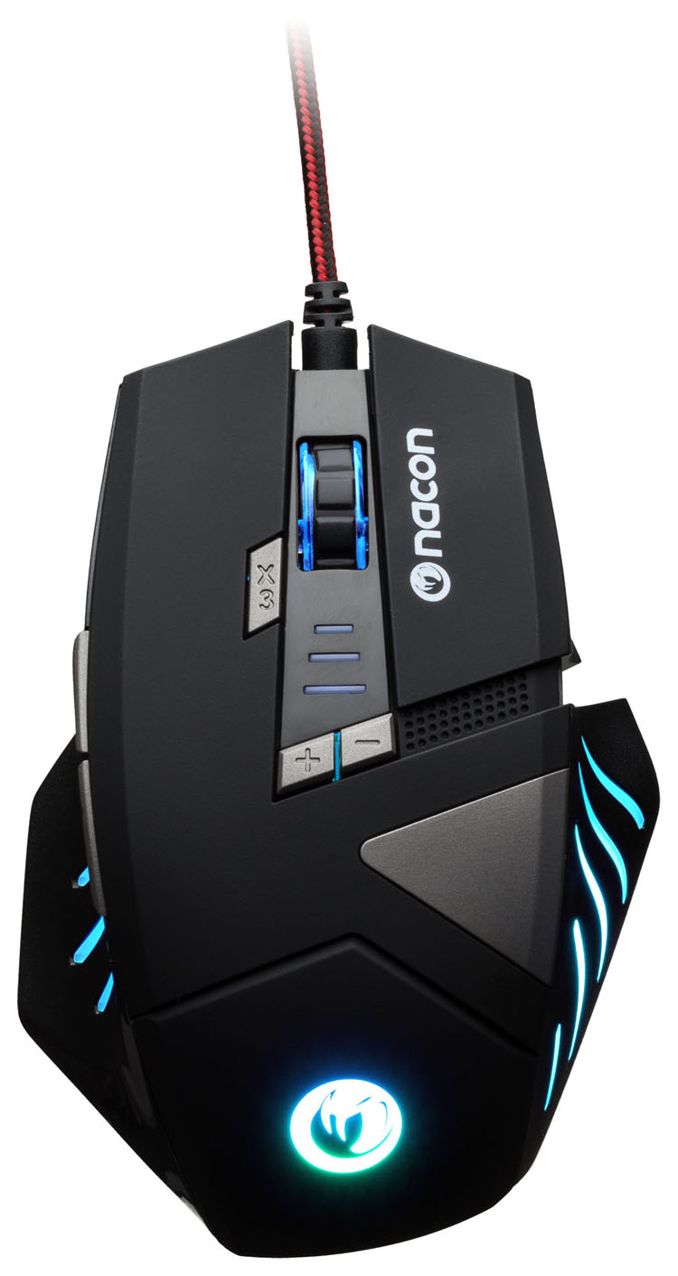NACON Gaming Mouse with optical sensor - Image   #3