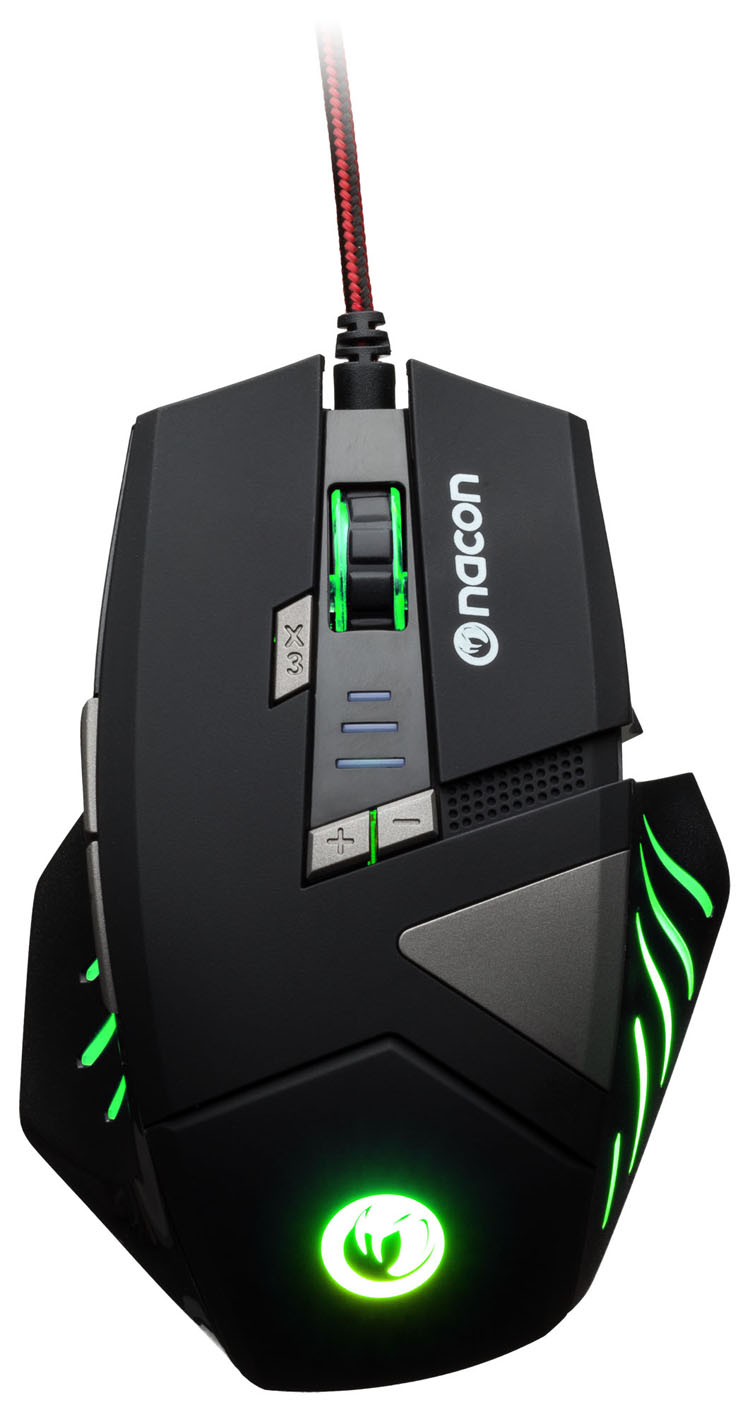 NACON Gaming Mouse with optical sensor - Image   #7