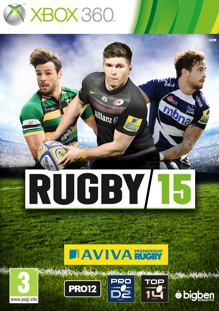 RUGBY WORLD CUP 2015 | Bigben EN | Audio | Gaming, Smartphone & Tablet Accessories | Videogames