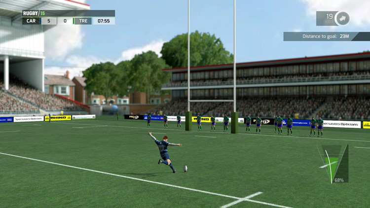 RUGBY 15 - Screenshot #1