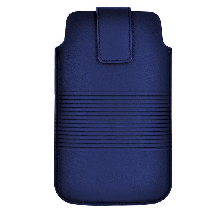 "Jean Paul Gaultier Pouch ""Tin Can"" (Blue) - Packshot"